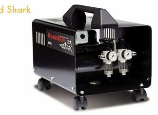 Iwata - Hammerhead Shark compressor ISHHS