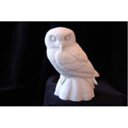 Owl, Elf - Bob Guge study cast