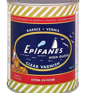 Varnish, Epifanes Clear Gloss Qt. 1000ml