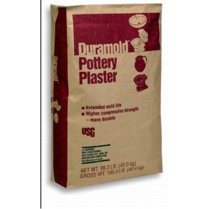 U.S. Gypsum WHITE HYDROCAL -REGULAR 50 lbs. Bag