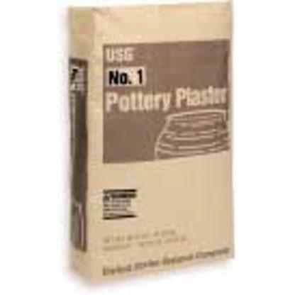 U.S. Gypsum #1 POTTERY PLASTER 50lb Bag
