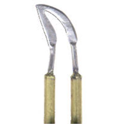 Razertip Tip, Standard 12L - Large Curved Spear
