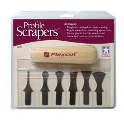 Flexcut Scrapers