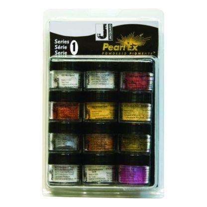 PEARL EX 12 COLOR SET  #1 3 gram