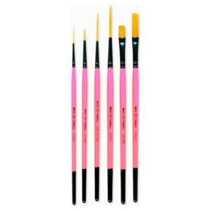Mack Brush, Tidwell Broken Pinkies 6 piece set