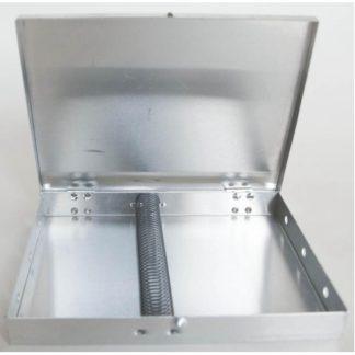 Aluminum  Brush Box #31