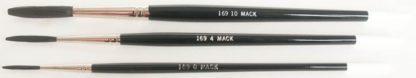 Mack Brush, Quill, Series 169 , #4