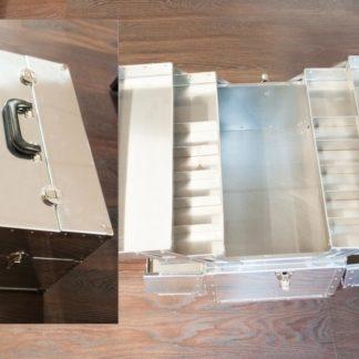 Aluminum  Master Brush Box #99See description for shipping cost