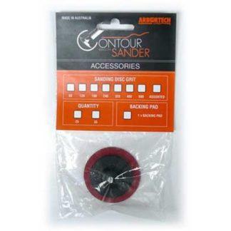 Arbortech Contour Sander backing pad Replacement