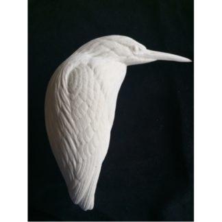 Heron, Green full size, Guge study cast