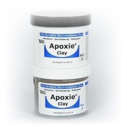 Aves Apoxie (Epoxy) Clay Super White Apoxie (Epoxy) 1/4 lb.