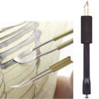 Razertip Pen Heavy Duty Pen 5MC -  Medium Spear Quill-Maker