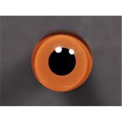 Tohickon Glass Eyes Off-Wire #112 - 11mm Hazel M/P