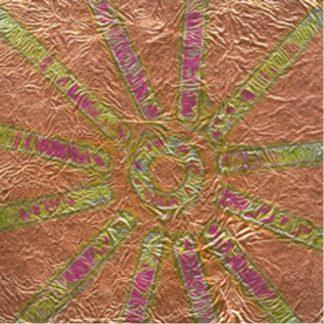 Variegated Leaf -Sun Copper