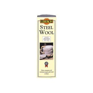 Steel Wool Grade 0000 - 4/0 -  Liberon Brand