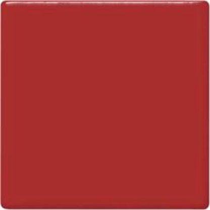 Teacher's Palette  Glazes For Bisque - Brick Red TP-58, Pint