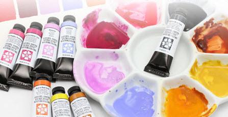 Daniel Smith Watercolors 15ml.