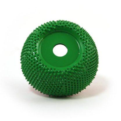 "Saburr-Tooth 2"" Cup Rasp Coarse Flared Shape"