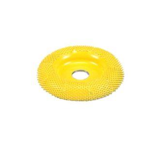 """Saburr-Tooth 2"""" Donut Wheel Round Face Fine"""