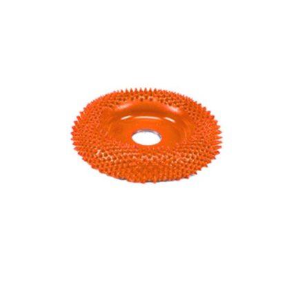 """Saburr-Tooth 2"""" Donut Wheel Round Face EX-Coarse"""