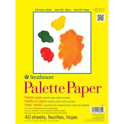 "12"" X 16"" Strathmore Paper Palette"