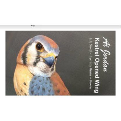 Kestrel Open Wimg Color Card Al Jordan