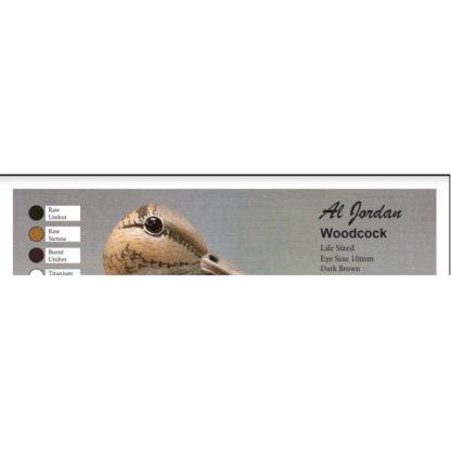 Woodcock Color Card Al Jordan