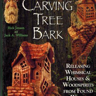 Cottonwood Tree Bark