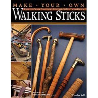 Smoky Mountain Woodcarvers Basswood Staffs / Walking Sticks