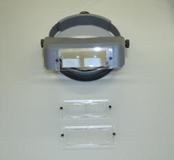 Binocular Magnifier Plastic Lenses